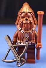 LEGO® brick STAR WARS™ 7260 WOOKIEE WARRIOR™ factory new minifigure +Accessories