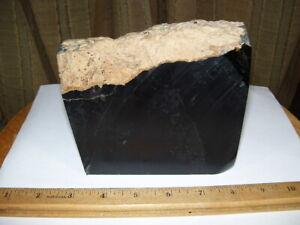 Wyoming Black Jade Rough,  3 lb. 14 oz.