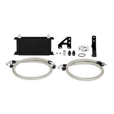 Mishimoto Oil Cooler Kit - Black - fits Subaru Impreza STi - 2015-