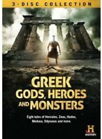 Greek Gods, Heroes and Monsters [New DVD] Full Frame, Dolby