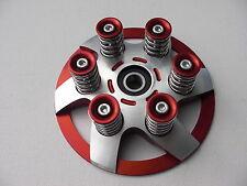 Ducati Druckplatte Federteller-Kit rot