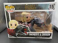 Funko Pop! Rides - Daenerys & Drogon - Game of Thrones #15