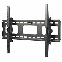 "33 34 37 40 42 46 50 55 60"" inch LCD LED PLASMA Wall Mount TV Bracket Slim Tilt"