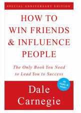How to Win Friends & Influence People by Dale Carnegie (1998, Paperback)