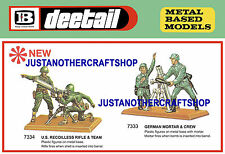 Britains Deetail WWII Model Soldiers 7333 7334 A3 Size Shop Poster Leaflet Ad
