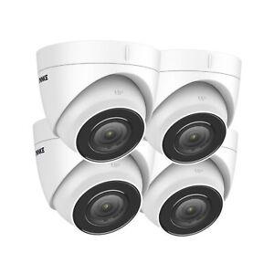 ANNKE 4K 8MP Audio Turret Security IP Network POE Camera for 4K NVR CCTV System
