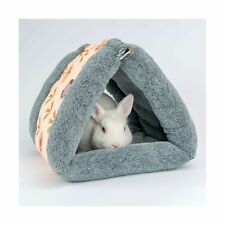 Niteangel Foldable Guinea Pig Tent Bed & Warm Tunnel for Rabbit Ferret Chinch.