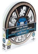 John Wayne Westerns Box Set 2011 Tin [DVD] - Claude Jarman Jr., Maureen O'Hara,