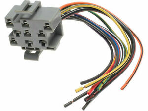 For 1987-1990 Ford E150 Econoline Headlight Dimmer Switch Connector SMP 25339VJ