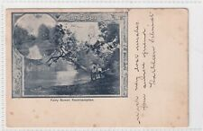 VINTAGE POSTCARD FAIRY BOWER ROCKHAMPTON QUEENSLAND  1900s