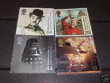 QE11 1999 MILLENIUM SERIES THE ENTERTAINERS TALE FU SET