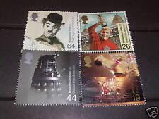 Qe11 1999 Millenium La Serie Artistas Cuento Fu Set