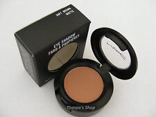 Mac Eyeshadow SOFT BROWN 100% Authentic