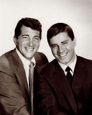 DEAN MARTIN AND JERRY LEWIS RARE 8x10 PHOTO