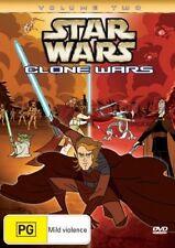 Star Wars-Clone Wars Vol 2(Animated) DVD Like new (C)