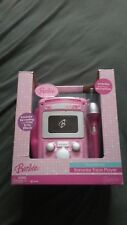 Barbie Sing with Me Karaoke Tape Player Brand New