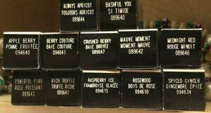 Mary Kay GEL SEMI MATTE & SEMI SHINE Lipstick YOU CHOOSE New in Box FAST SHIP