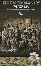 Duck Dynasty Cast 300 Piece Puzzle