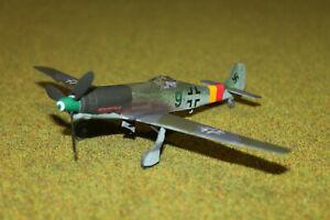 Built:  1/72 Focke-Wulf Ta-152 High Altitude Fighter