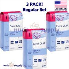 3 Pack Cavex Regular Set Alginate Impression Material Pink Mint Aroma