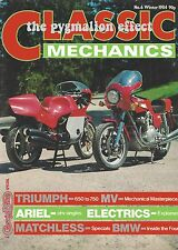 Issue #6  -  Equipe AJS BMW K100 1971 Norton Commando MATCHSA BSA B31 Matchless