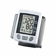 Brazalete De Muñeca Digital Presión Arterial Monitoreo de máquina de comprobación de medición de casa