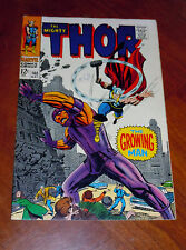 THOR #140 (1967) VF-NM (9.0) cond.  1st GROWING MAN    HIGH GRADE!