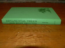 "Vintage Hardcover Book ""Ornamental Trees for Home Grounds"" by Harold Perkins"