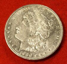 1900-O MORGAN DOLLAR BU 90% SILVER LIBERTY COLLECTOR COIN CHECK OUT STORE MG281