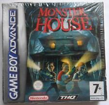 Monster House Nintendo Game Boy Advance ITA