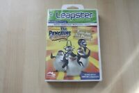 Leapfrog Leapster The Penguins Of Madagascar Game - Works with 1 & 2