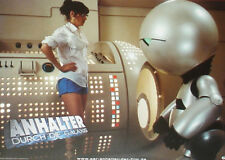 THE HITCHHIKER'S GUIDE TO THE GALAXY - Lobby Cards Set - Zooey Deschanel