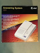 AT&T 1311 Remote Answering Machine System