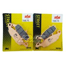 Suzuki DL1000 V-Strom 2002-2013 SBS Street Sintered Front Brake Pads 704HS 705HS