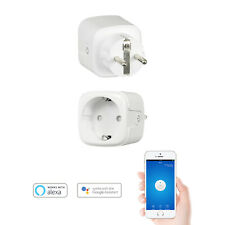 Presa WIFI Intelligente SMART Timer Alexa Amazon Google Home iOS Android