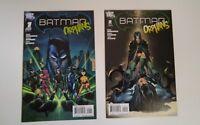 Batman Orphans (2010) DC Comic Books issues #1 & 2 complete run