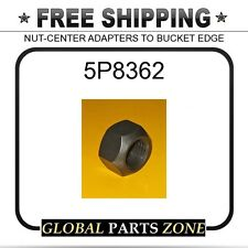 5P8362 - NUT-CENTER ADAPTERS TO BUCKET EDGE 3K9770 for Caterpillar (CAT)