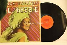 """Linda Hopkins- Me and Bessie - Columbia Records  LP 12"""" (VG)"""