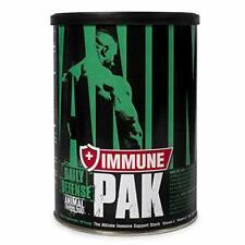 Animal Immune Pak - Zinc Vitamin C Vitamin D Olive Leaf Extract Black Pepper ...