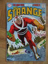 STRANGE ADVENTURES #221 VERY GOOD/FINE (W12)