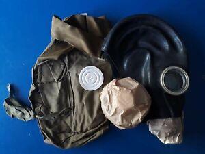 Russische Gasmaske, Modell GP-5, aus Armeebestände.Zustand Neu.