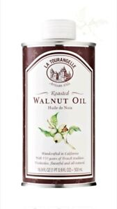 La Tourangelle Artisan Oils Roasted Walnut Oil 16.9fl oz 500ml All Natural