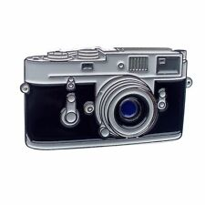 Leica M3 M2 35mm Film Camera Enamel Pin