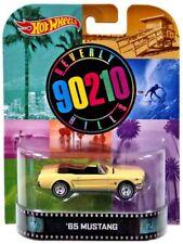 Hot Wheels Beverly Hills 90210 HW Retro Entertainment '65 Mustang Die-Cast Car