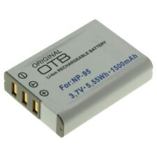 Originele OTB Accu Batterij Fuji FinePix Real 3D W1 - 1500mAh Akku Battery