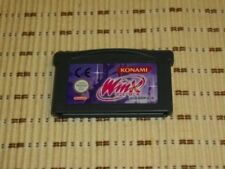 Winx Club pour Game Boy Advance SP ET DS LITE