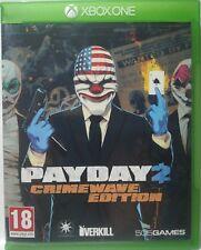 Payday 2. Crimewave Edition. XBox One. Fisico. Pal Es.