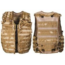 Original Brit. Weste Load Carrying MOLLE DPM desert Modular System Paintball