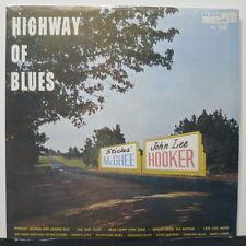 JOHN LEE HOOKER 'Highway Of Blues' Vinyl LP NEW/SEALED