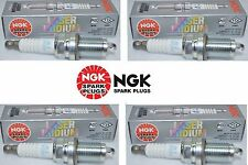 For Suzuki Grand Vitara XL-7 Laser Iridium Resistor Set of 4 Spark Plugs IFR6J11